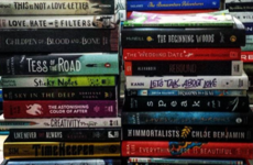 7 things you'll recognise if the book pile beside your bed is your personal Everest