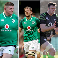 James Ryan fully fit while Furlong and Henderson are 'hitting their markers'