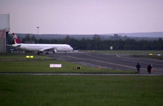 One a day: 330 planes carrying weapons landed in Shannon Airport last year
