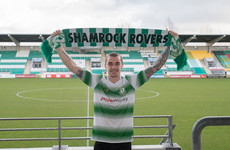 Former Ireland U21 international joins Shamrock Rovers from Fulham