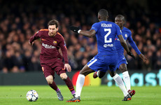 As it happened: Chelsea v Barcelona, Champions League, round of 16