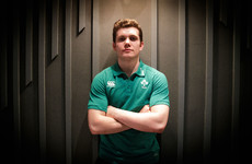 Ireland U20s scrum-half O'Sullivan comes from a strong Meath GAA family