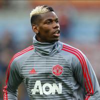 Mourinho plays down pressure on Pogba as midfielder makes United return