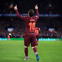 Lionel Messi finally scores against Chelsea as Barcelona claim vital away goal