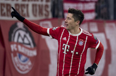 Bayern Munich effectively seal place in Champions League last 8