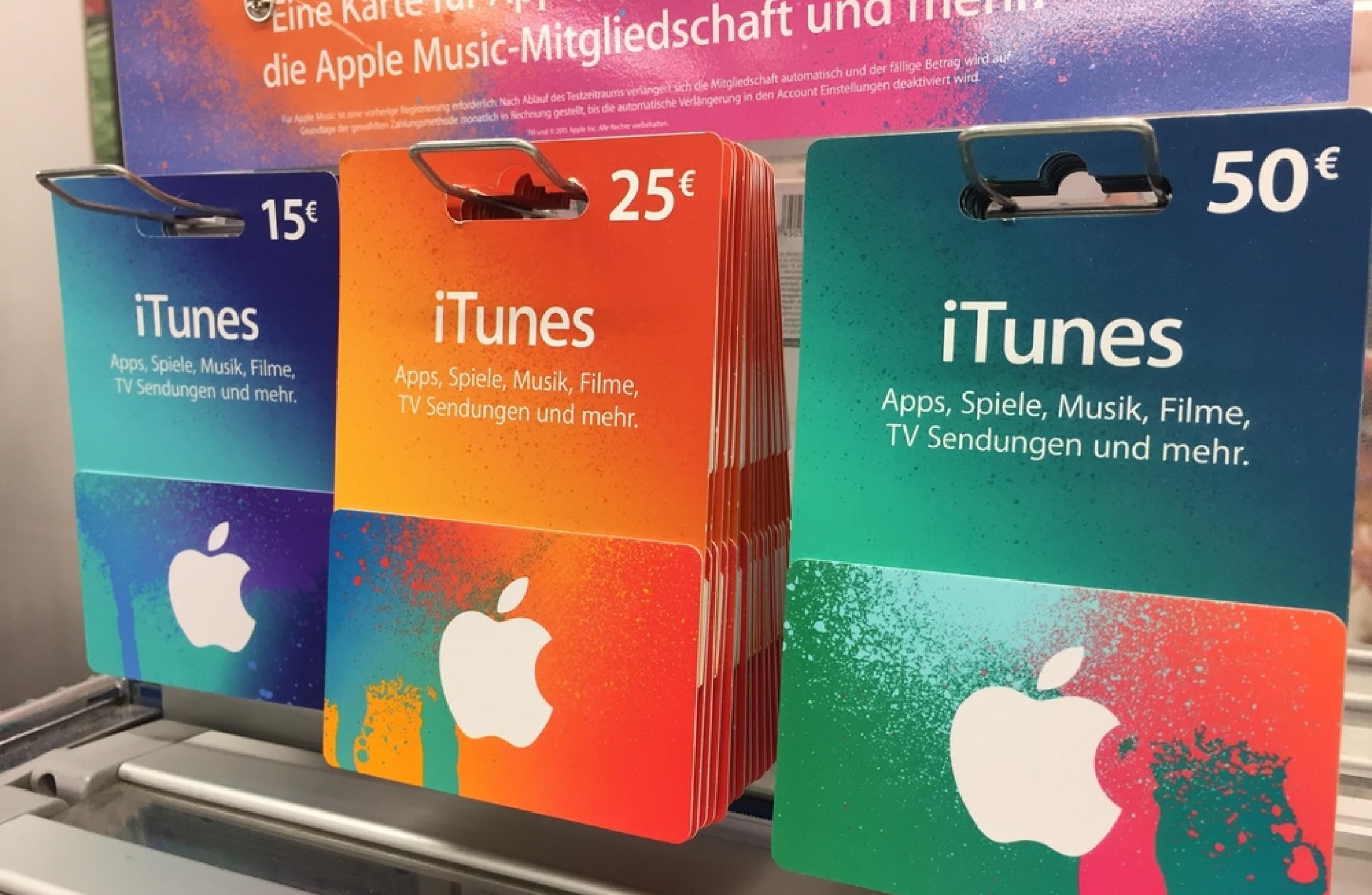 Gardaí issue warning over iTunes voucher phone scam