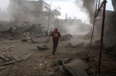 More than 300 people now killed in rebel held area of Syria
