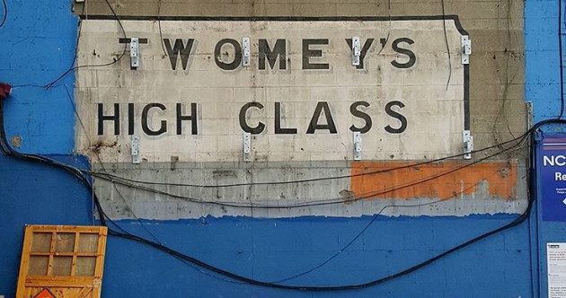 The faded history behind Dublin's 'ghost signs' - and 5 to look out for around the city