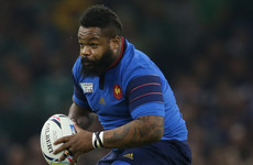 Bastareaud back from ban as France make 5 changes for Friday night's game against Italy