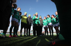 Four changes for Ireland as Griggs names starting team to welcome Wales