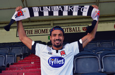 Experienced Nigerian striker is Dundalk's newest addition for 2018