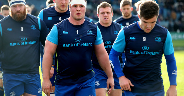 'I hadn't played in so long, they hadn't seen me in so long, so I owe Leinster a huge amount'