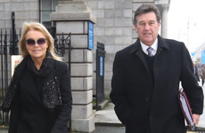 Bill Cullen is suing Ulster Bank for €120 million over the collapse of his business