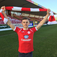 Ex-Celtic youngster makes loan move to Sligo Rovers