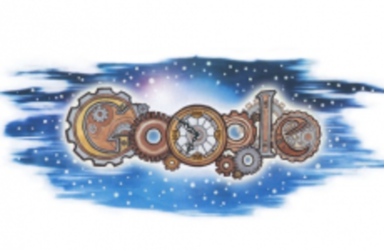 Google doodle the daily edge irish teenagers doodle takes over google homepage ccuart Image collections