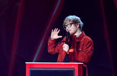 10 of the highlights from last night's Brit Awards