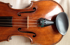 Complaint filed to Dublin Airport over claims security damaged a 300-year-old €282k viola