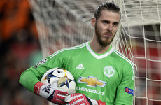'There were doubts' - Rio Ferdinand admits Man Utd team-mates' uncertainty over David de Gea