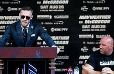 McGregor claims he offered to make UFC return against Frankie Edgar next weekend