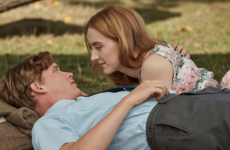 You'll need waterproof mascara to watch the trailer of Saoirse Ronan's latest flick