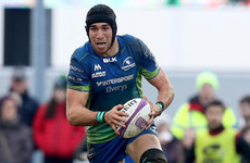 Dillane named on the bench as Connacht steel themselves for tricky Treviso