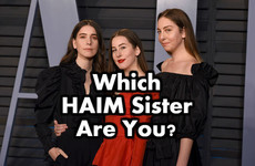 Which HAIM Sister Are You?