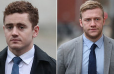 Paddy Jackson: 'She didn't have to stay. She could have left if she wanted but she didn't'