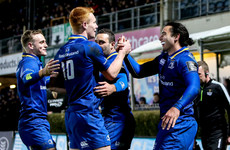 Frawley and Byrne twins push Leinster to 10-try win over sorry Southern Kings