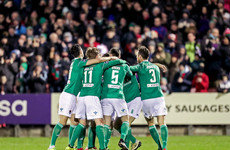 Second-half strikes earn patient Cork City the spoils against neighbours Waterford