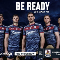 Why are those hurleys floating? Galway reveal camouflage away jersey