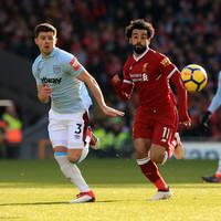 As it happened: Liverpool vs West Ham, Premier League