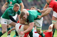 Player ratings as Ireland see off Wales in Six Nations thriller