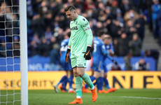 Horrendous Jack Butland own goal costs Potters as Leicester snatch a point