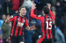 Bournemouth complete dramatic late comeback as West Brom plunge deeper into the red