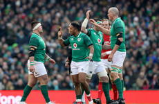 Last year's defeat in Edinburgh still rankles in Grand Slam-chasing Ireland squad