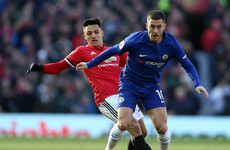 As it happened: Man United vs Chelsea, Premier League