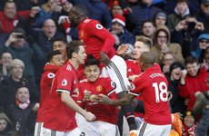 Super sub Lingard scores decisive winner as Man United put champions to the sword