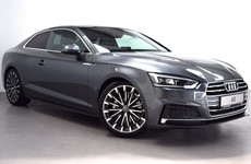 Motor Envy: The Audi A5 Coupe combines sportiness with elegance