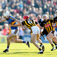 Michael Breen bags 2-9 but finishes on losing side as Kilkenny edge Tipperary in thriller