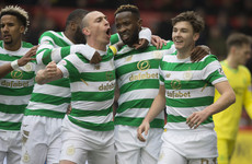 Celtic avoid European hangover to retain nine-point advantage
