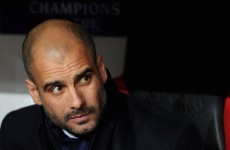 Guardiola staying focused on 'tough' Milan draw