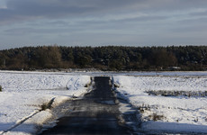 Status Orange snow-ice warning issued for seven counties as temperatures set to plunge to -7