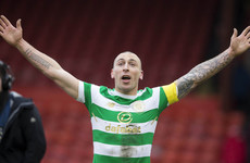 Celtic skipper Scott Brown ends Scotland career to focus on the Hoops