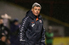 Bohs boss wants level playing field: 'Derry and Cork don't need any further advantage over us'
