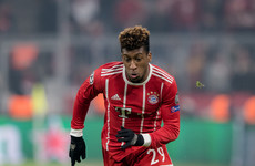 Blow for Bayern Munich's Champions League hopes as key player set for lengthy absence
