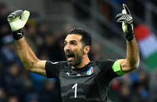 'I feel a sense of responsibility at this time of transition' – Buffon confirms international return