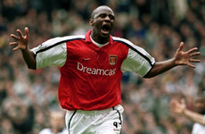 Former Arsenal team-mate backing Vieira to succeed Wenger