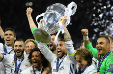 Champions League matches are moving to two new kick-off times from next season