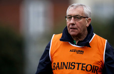 The man behind Johnstownbridge's bid for three All-Ireland club titles in-a-row