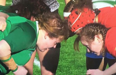 An Irish rugby player excellently hit back at a spectator who called her 'a heifer'